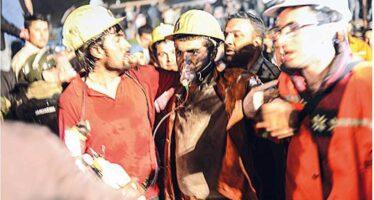 L'inferno in una miniera turca Centinaia in trappola sotto terra