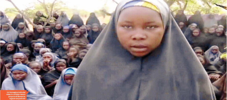 Nigeria. Quella paura negli occhi delle ragazze rapite