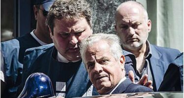 L'ex ministro Scajola in carcere non risponde al giudice
