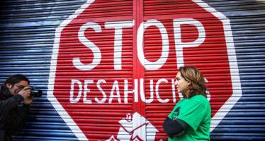 In Spagna è emergenza sfratti: 50 mila in più solo nel 2013
