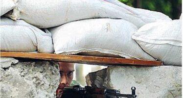Ucraina, spari sui giornalisti Colpito un fotografo italiano a Donetsk
