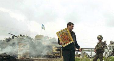 L'offensiva di Kiev contro i filorussi a Est Decine di morti nel rogo di Odessa