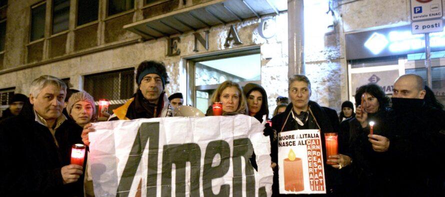 Alitalia, meglio gli arabi dei capitani coraggiosi
