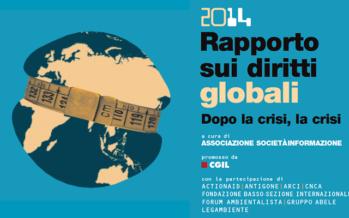 Presentato il Rapporto sui diritti globali 2014