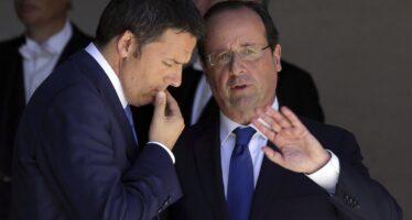 Il centrosinistra vota Juncker, vertice dell'assurdo a Parigi