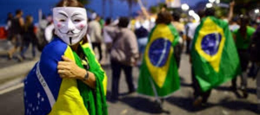 Brasil, fútbol y protestas