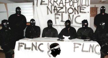 Corsica, addio alle armi dei separatisti