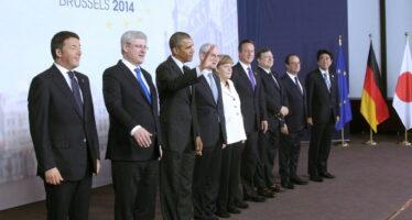 """G7, svolta sull'energia """"Stop alla dipendenza dalle forniture russe"""""""
