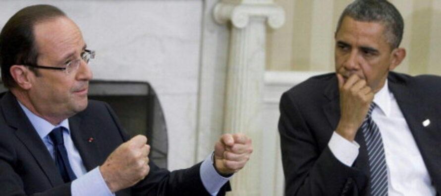 Multa record Usa a Bnp ed è rivolta in Francia vertice Obama-Hollande