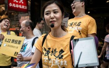 Hong Kong, le multinazionali contro il voto