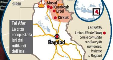 Mitra, croci e nostalgia di Saddam. I cristiani in fuga da Mosul