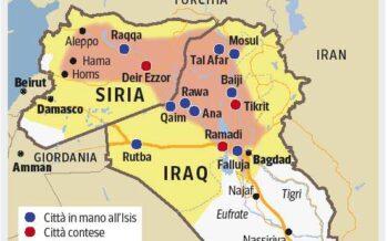 Prove di Califfato l'avanzata jihadista dissolve le frontiere