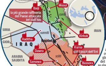 Assalto alla raffineria Da Bagdad forze speciali È guerra per il petrolio