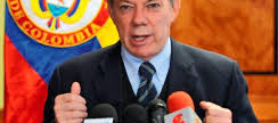 La Colombia della pace