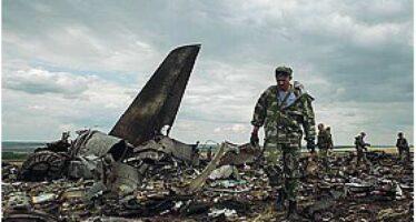 Missile contro l'aereo delle truppe speciali: guerra aperta in Ucraina