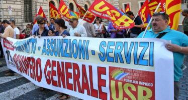 """I sindacati bocciano la riforma della Pubblica amministrazione """"Una vendetta contro di noi"""""""