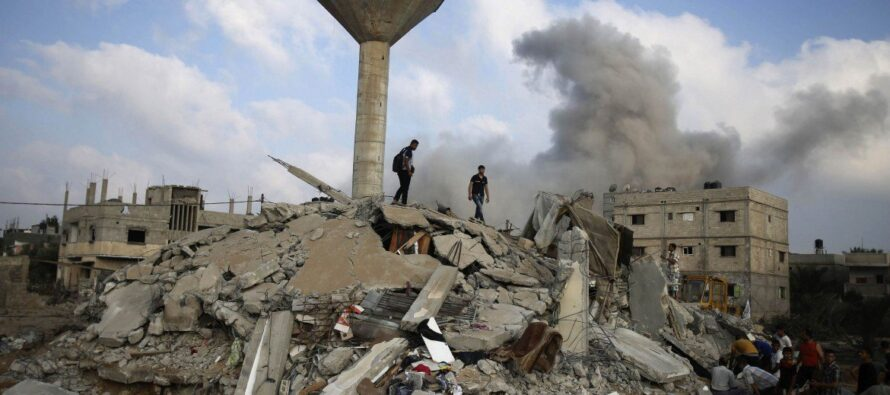 Perché Gaza è sola?