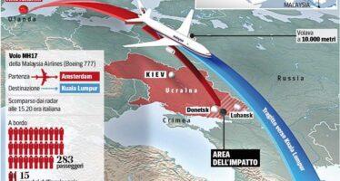 I missili Buk, la battaglia tra caccia: il dramma a 10 mila metri d'altezza
