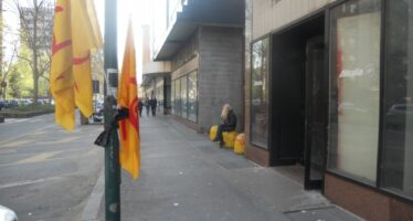 Case per i senzatetto negli ex locali di Alitalia: dall' occupazione a una nuova legge