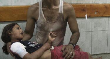 Gaza, bombe sulla scuola Onu strage infinita di donne e bambini
