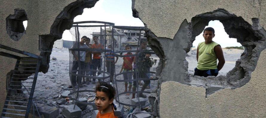 Il primo centro per rifugiati. Diario da Gaza di Abdallah Tayeh