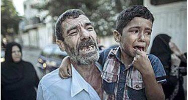 Gaza. Giorno di sangue Vecchi e bambini tra le 100 vittime