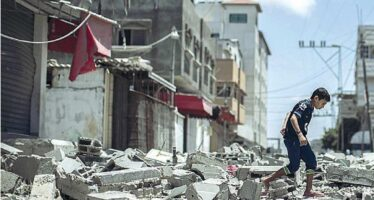 Gaza, pista egiziana per negoziare il cessate il fuoco