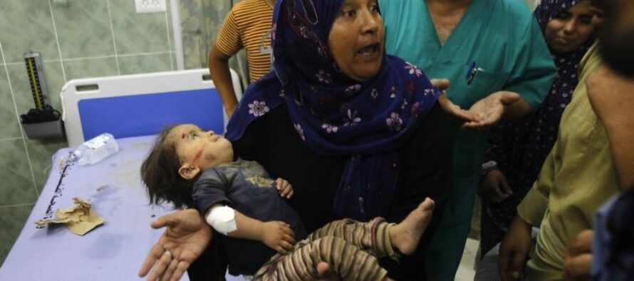 Gaza's medical sector in crisis