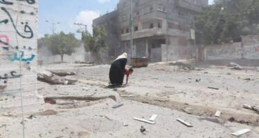 """""""La última masacre de Gaza es un capítulo más de la limpieza étnica en Palestina"""""""