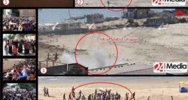 Colpiti mentre giocavano La Marina israeliana fa fuoco morti 4 bambini sulla spiaggia