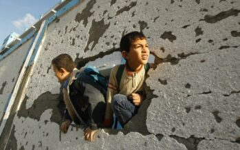Human Rights Watch: icoloni sfruttano ibambini palestinesi