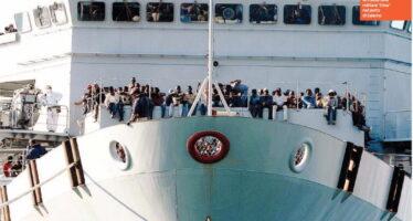 Lampedusa. Uccisi dal gas e calpestati, la strage infinita dei migranti