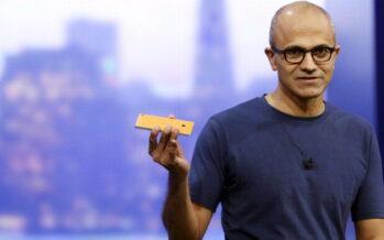 """Microsoft taglia 18mila posti è il """"prezzo"""" dell'acquisto dei telefonini Nokia"""
