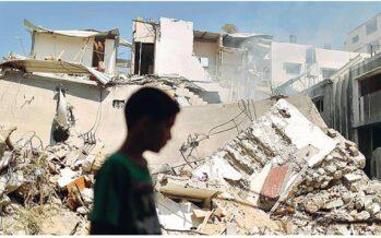 Kerry arriva in Israele e Palestina «Passi avanti» verso una tregua