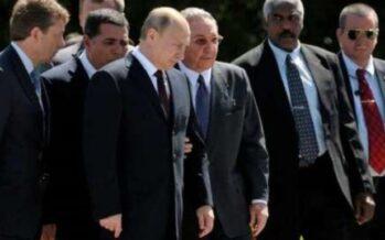 Putin en La Habana