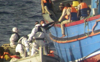 Canale di Sicilia tratti in salvo in 255 migranti, ma si temono dispersi