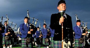 La battaglia di Scozia