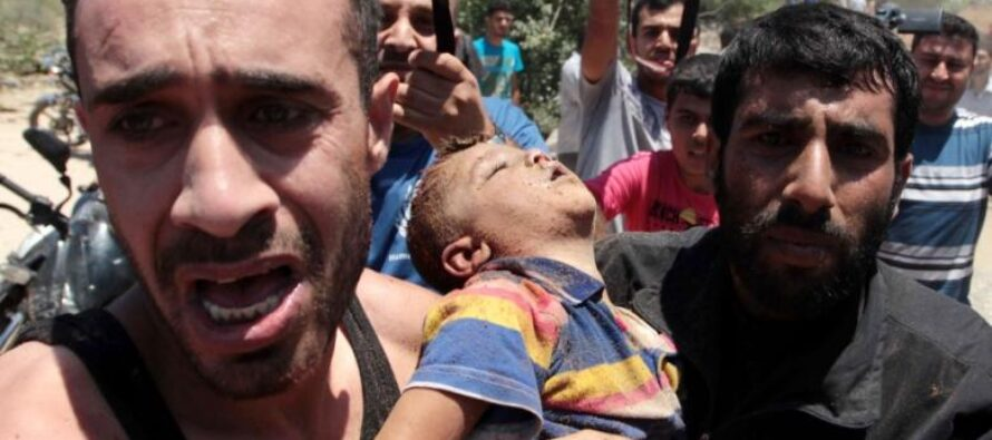 The victims of Gaza: A list of Palestinians killed in Israel's ongoing assault