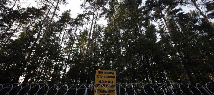 Mazuria, la prigione polacca della Cia