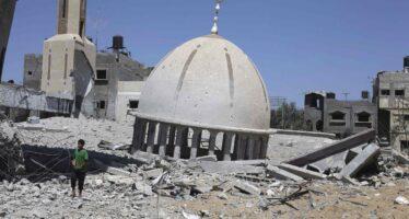 Gaza sull'orlo del baratro