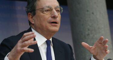 Draghi e la trappola del rigore