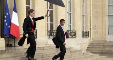 Rigore, crolla il governo Valls