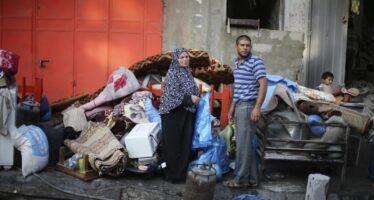Gaza ottiene la tregua, non la libertà