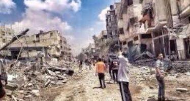 Senza parole. Diario da Gaza di Mona Abu Sharekh
