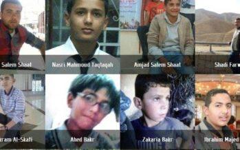 """Gaza, """"date nomi e volti alle 1.400 vittime"""" L'esperimento web di """"Beyondthenumber"""""""
