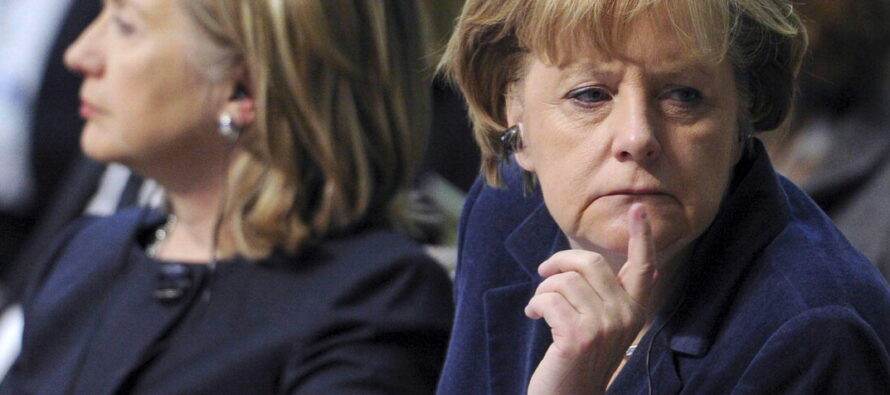 """ Hillary Clinton spiata dai servizi tedeschi """