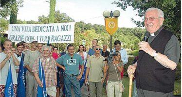 Muore don Gelmini il prete anti-droga amico di Berlusconi