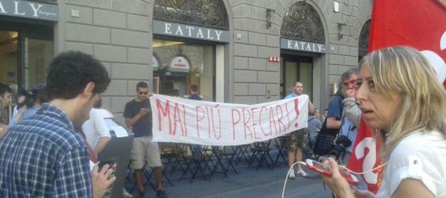 Eataly Firenze, primo sciopero contro l'impresa (e la filosofia) new age di Farinetti