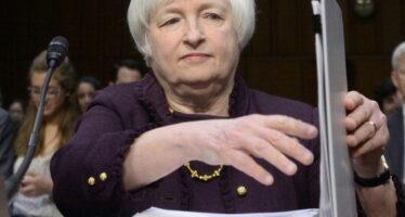 """La Fed: """"La ripresa c'è ma non alziamo i tassi"""""""
