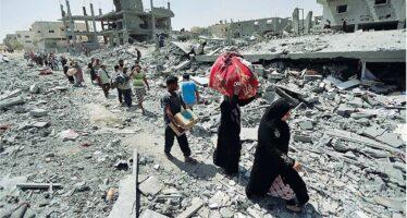 """Barghouti: """"Ora ci vuole l'Intifada della nonviolenza"""""""